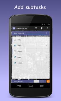 PlusOne Task List & Todo List screenshot 2