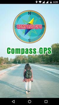 Compass GPS screenshot 1