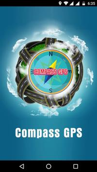 Compass GPS screenshot 3