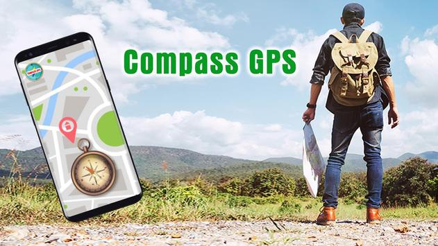 Compass GPS screenshot 4