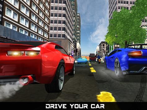 Car Robot Transport Truck screenshot 6