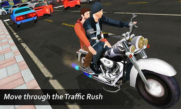 Extreme Rooftop Bike Rider Sim apk screenshot