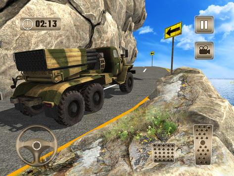 Army Truck Military Transport apk screenshot