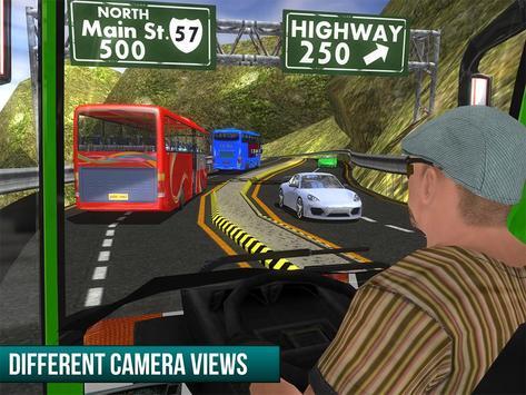 Cực lộ Bus Driver ảnh chụp màn hình 10
