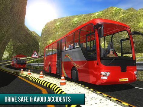 Cực lộ Bus Driver ảnh chụp màn hình 11