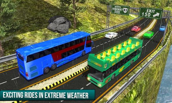 Extreme Highway Bus Driver screenshot 1