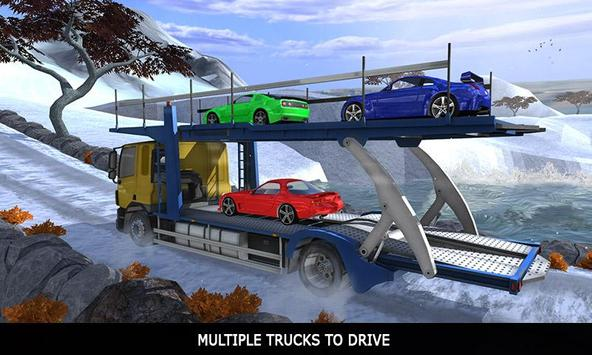 OffRoad Extreme Cargo Truck poster