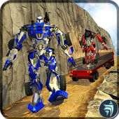 OffRoad Robot Transport Truck icon