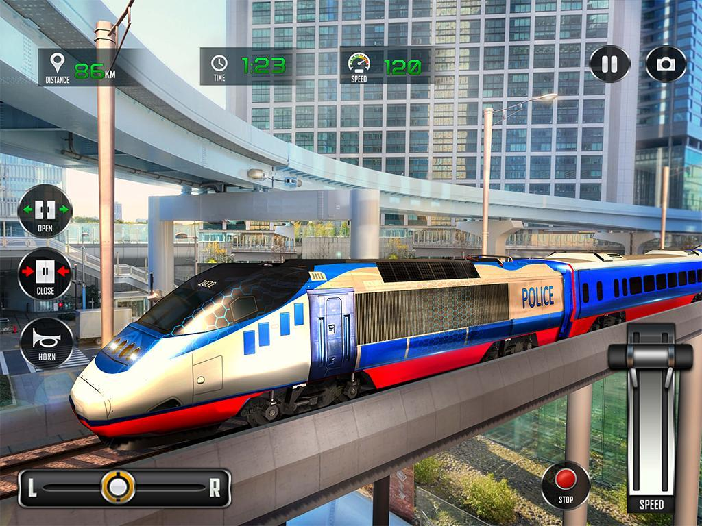 Police Train Shooter - USA Transport 2018 for Android - APK Download