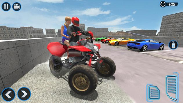 ATV Quad Bike Simulator 2018: Bike Taxi Games screenshot 14