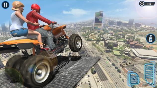 ATV Quad Bike Simulator 2020: Bike Taxi Games screenshot 3
