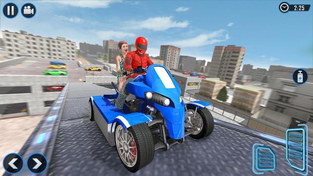 ATV Quad Bike Simulator 2020: Bike Taxi Games screenshot 5