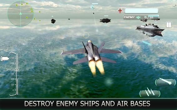 Air Force Fighter Attack screenshot 1