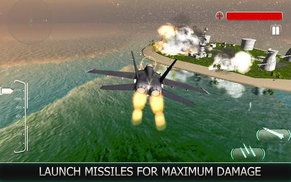 Air Force Fighter Attack screenshot 2