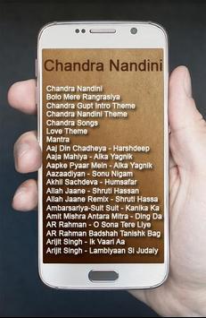 Lagu Chandra Nandini Ost Pilihan apk screenshot