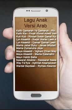 Lagu Anak Versi Arab apk screenshot