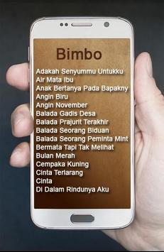 Album Bimbo Lagu Religi poster