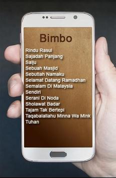 Album Bimbo Lagu Religi apk screenshot