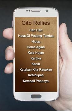 Lagu Gito Rollies Pilihan Mp3 apk screenshot