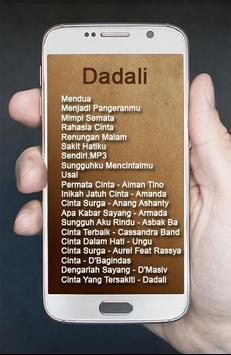 Lagu Disaat Aku Pergi Dadali Romantis screenshot 3