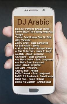 DJ Arabic Nonstop House Remix apk screenshot