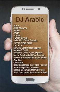 DJ Arabic Nonstop House Remix poster