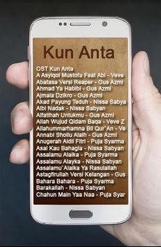 Lagu Kun Anta Ost Pilihan apk screenshot