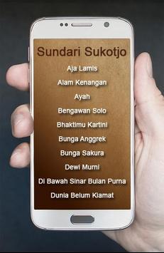 Top Sundari Soekotjo Lagu Keroncong poster