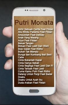 Lagu Putri Isnari Dangdut Monata poster
