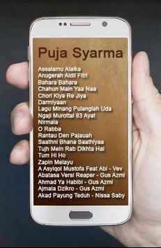 Lagu Assalamualaika Religi Puja Syarma poster
