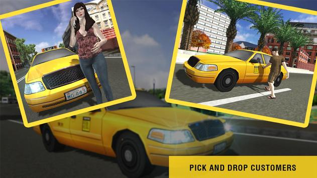 Taxi Simulator 17:Private Ride apk screenshot