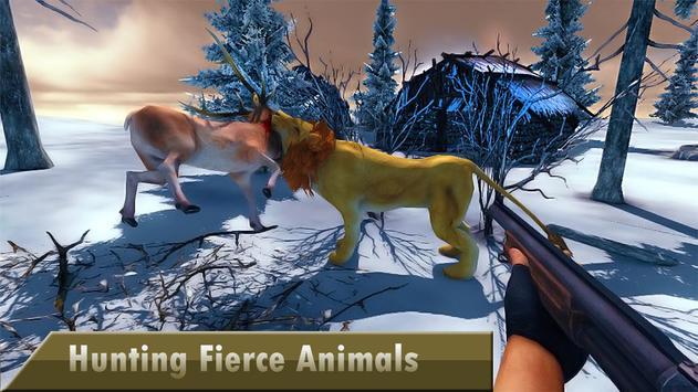 Wild Animal Hunting Season 3D apk screenshot