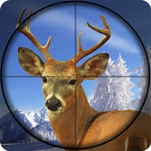 Wild Deer Sniper Hunting 2016 icon