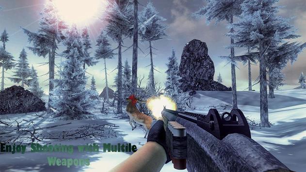 Wild Deer Sniper Hunting 2016 poster