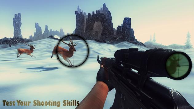 Wild Deer Sniper Hunting 2016 apk screenshot