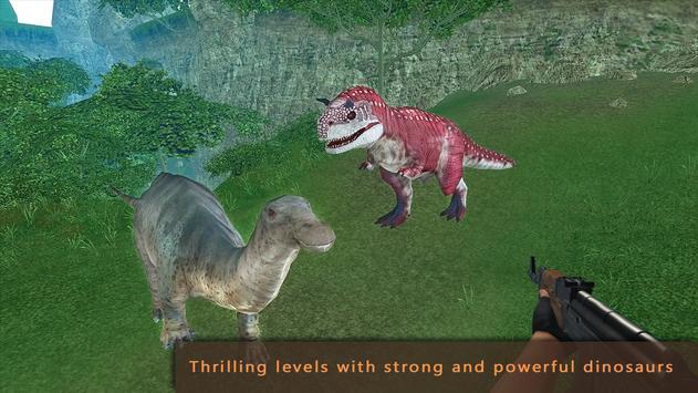 Dinosaur Hunter: Jurassic War screenshot 3