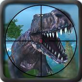 Dinosaur World: Sniper Hunting icon