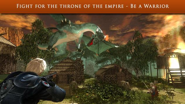 Rage of Dragons: Clan Warriors apk screenshot