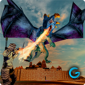 Monster War Of Dragon Realm 3D icon