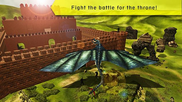 Monster War Of Dragon Realm 3D apk screenshot