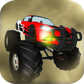 Offroad Monster Truck Driver icon
