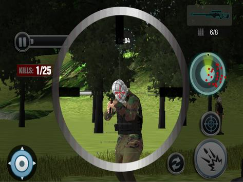 Modern Commando Shooter screenshot 12