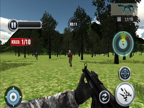 Modern Commando Shooter screenshot 13