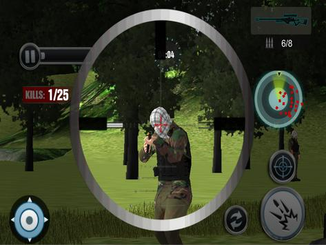 Modern Commando Shooter screenshot 22