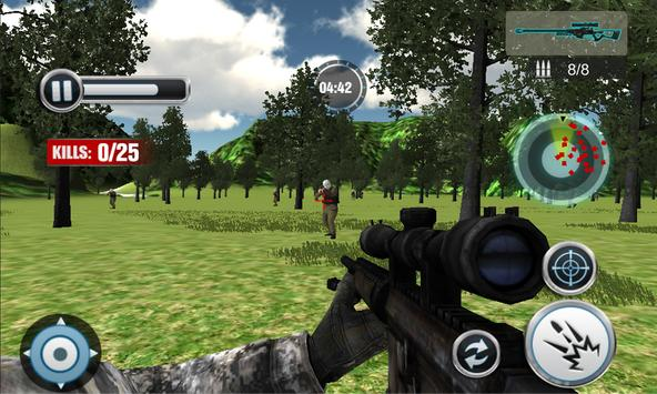 Modern Commando Shooter screenshot 7