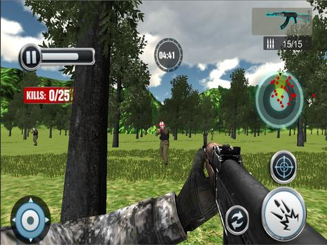 Modern Commando Shooter screenshot 8