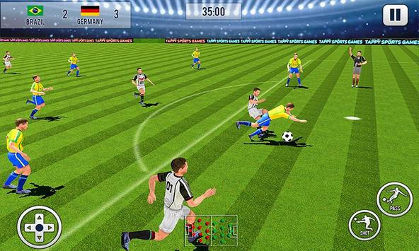 Pro Soccer League Stars 2018: World Championship 2 screenshot 3