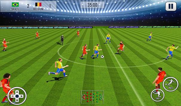 Pro Soccer League Stars 2018: World Championship 2 screenshot 13