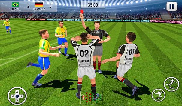 Pro Soccer League Stars 2018: World Championship 2 screenshot 16