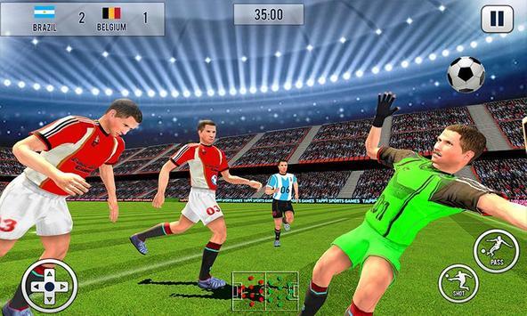 Pro Soccer League Stars 2018: World Championship 2 screenshot 2